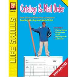 Practical Practice Reading: Catalogs & Mail Order (Enhanced eBook)