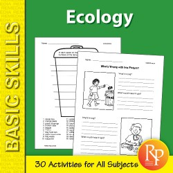 Ecology: Thematic Unit for All Subjects (eBook)