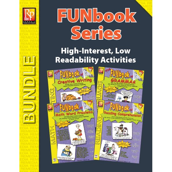 FUNbook Series (Bundle)