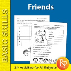 Friends: Primary Skill-Builder Unit for All Subjects (eBook)