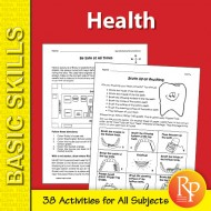 Health: Thematic Unit for All Subjects (eBook)