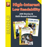 High-Interest / Low Readability (Bundle)