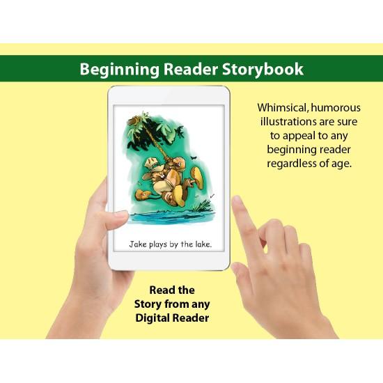 Long A: Beginning Reader Storybook