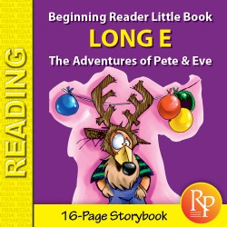Long E: Beginning Reader Storybook