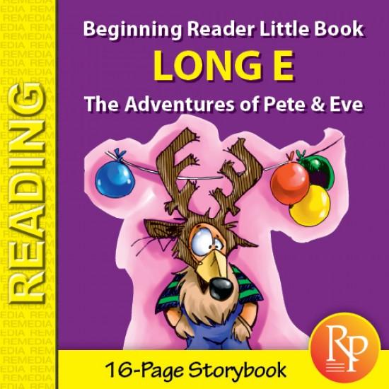 Long E: Beginning Reader Storybook