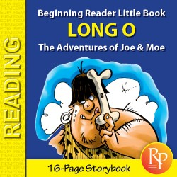 Long O: Beginning Reader Storybook