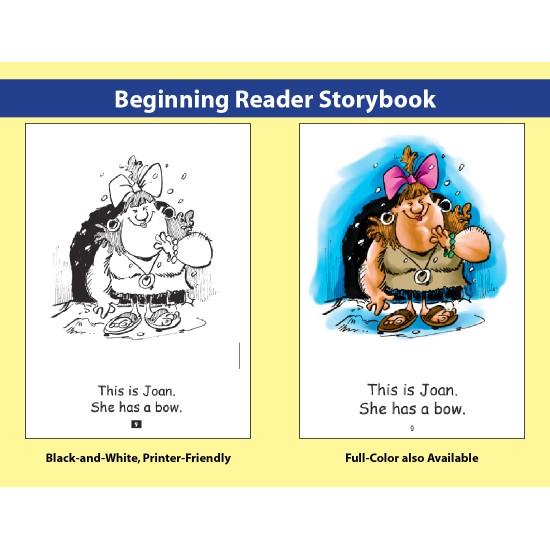 Long O: Beginning Reader Storybook