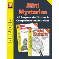 Mini Mysteries: Stories & Comprehension Activities (Bundle)