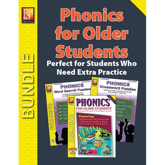 Phonics For Older Students (Bundle)