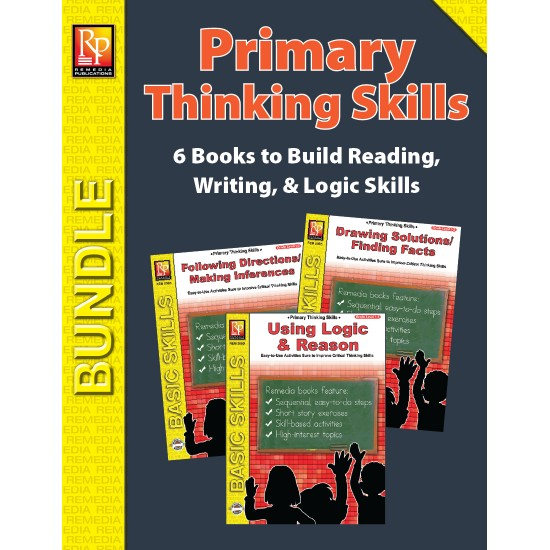 Primary Thinking Skills (Bundle)