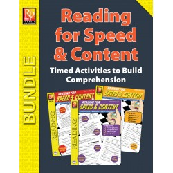 Reading for Speed & Content (Bundle)