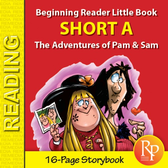Short A: Beginning Reader Storybook
