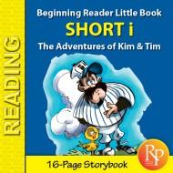 Short i: Beginning Reader Storybook