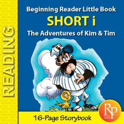 Short i: Beginning Reader Storybook