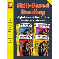 Skills-Based Reading Strategies with Nonfiction Stories (Bundle)
