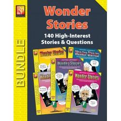 Wonder Stories for Reading Level 1-5 (Bundle)