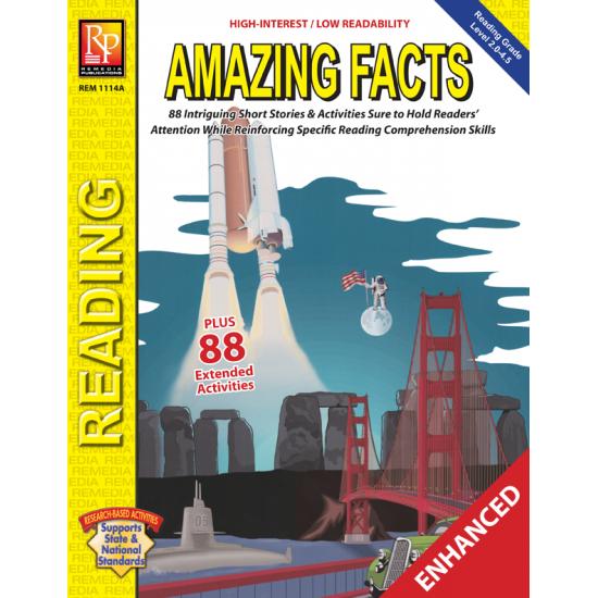 Amazing Facts (Enhanced eBook)