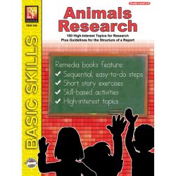 Animals Research Projects (eBook)