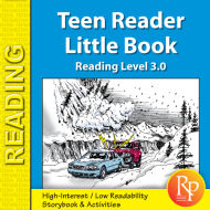 Teen Reader Storybook: Avalanche! (Reading Level 3.0)