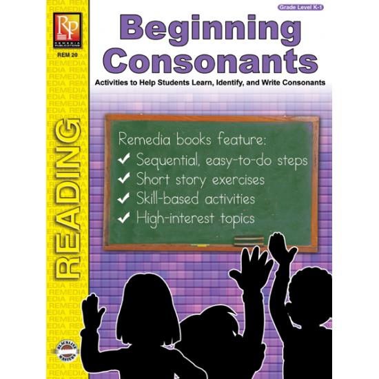 Beginning Consonants (eBook)