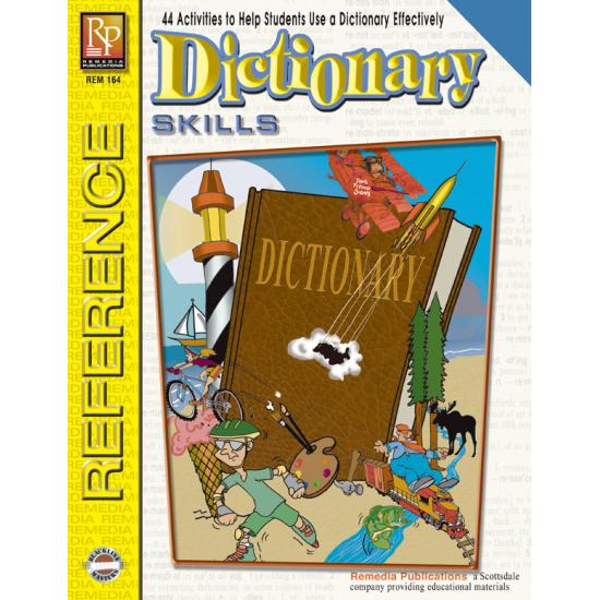 Beginning Dictionary Skills (eBook)