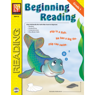 Beginning Reading - Grade 1 (eBook)