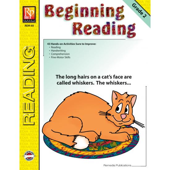 Beginning Reading - Grade 2 (eBook)