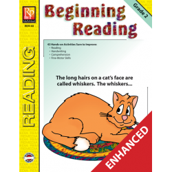 Beginning Reading - Grade 2 (Enhanced eBook)