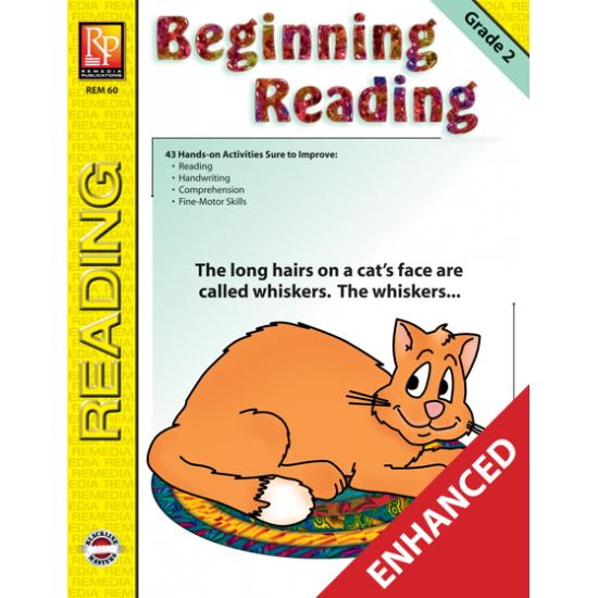 Beginning Reading - Grade 2 (Enhanced eBook)
