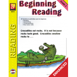 Beginning Reading - Grade 3 (Enhanced eBook)