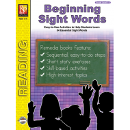 Beginning Sight Words (eBook)