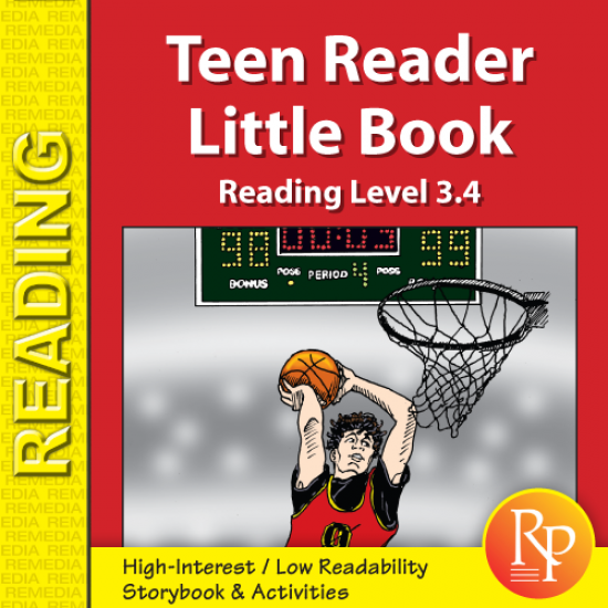 Teen Reader Storybook: The Boy Who Thought He Was the Best (Reading Level 3.4)