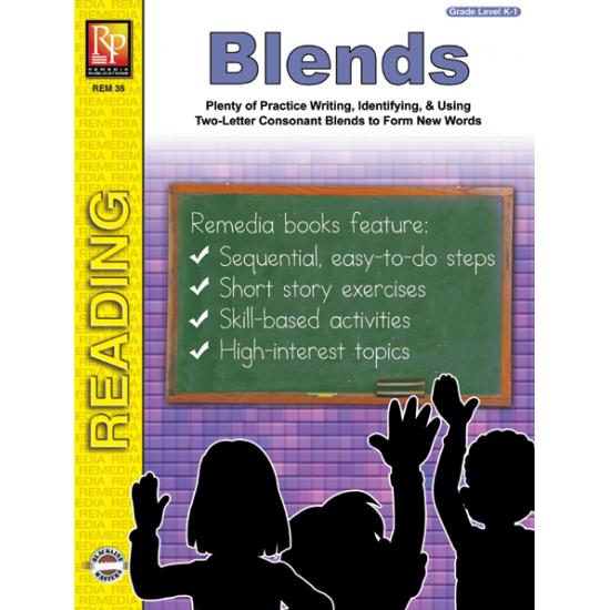Blends (eBook)