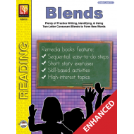 Blends (Enhanced eBook)