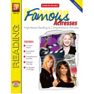 Celebrity Readers: Famous Actresses (eBook)