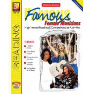 Celebrity Readers: Famous Female Musicians (eBook)
