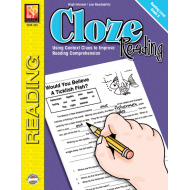 Cloze Reading - Reading Level 5 (eBook)