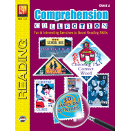Comprehension Collection - Grade 1 (eBook)