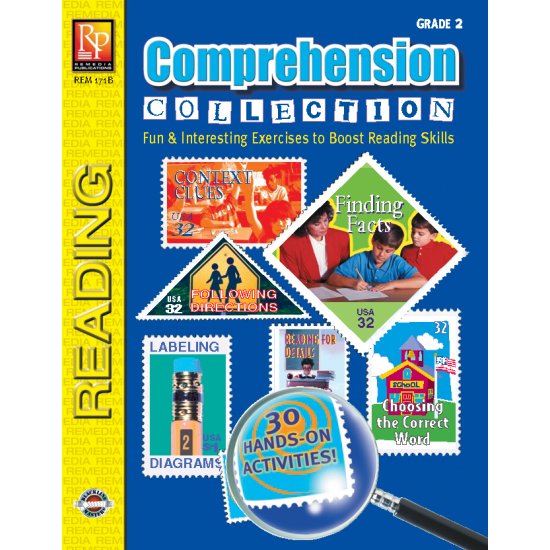 Comprehension Collection - Grade 2 (eBook)