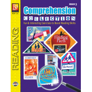Comprehension Collection - Grade 3 (eBook)
