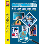 Comprehension Collection - Grade 4 (eBook)