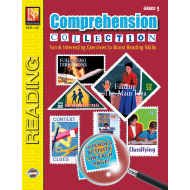 Comprehension Collection - Grade 5 (eBook)