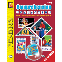Comprehension Collection - Grade 5 (Enhanced eBook)