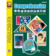 Comprehension Collection - Grade 6 (eBook)