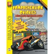 Comprehension Quickies - Reading Level 1 (eBook)