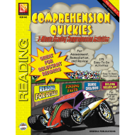 Comprehension Quickies - Reading Level 2 (eBook)