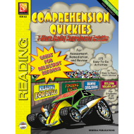 Comprehension Quickies - Reading Level 5 (eBook)