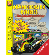 Comprehension Quickies - Reading Level 5 (Enhanced eBook)