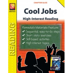 High-Interest Reading about Cool Jobs (Chapter Slice)