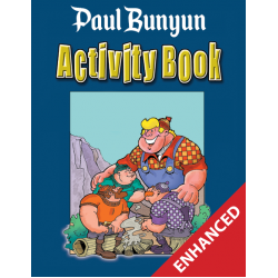 Paul Bunyan: Skill-Based Activities (Enhanced eBook)